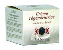 Caviar et rétinol
